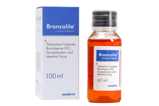 Broncolite- Terbutaline Syrup