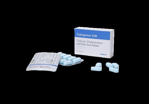 Calcipime-CM Tablets