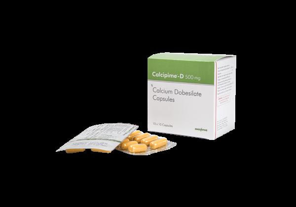 Calcipime-D Capsules