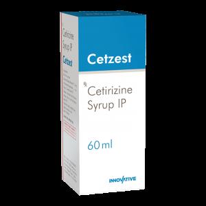 Cetzest Syrup