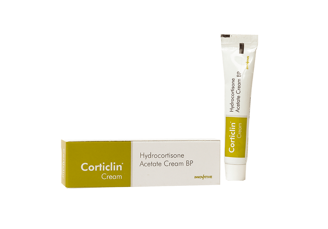 Corticlin Cream | Acetate | Suppliers in India | Innovative