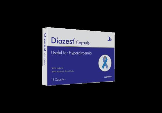Diazest-Capsules