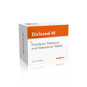 Diclozed-M Tablets