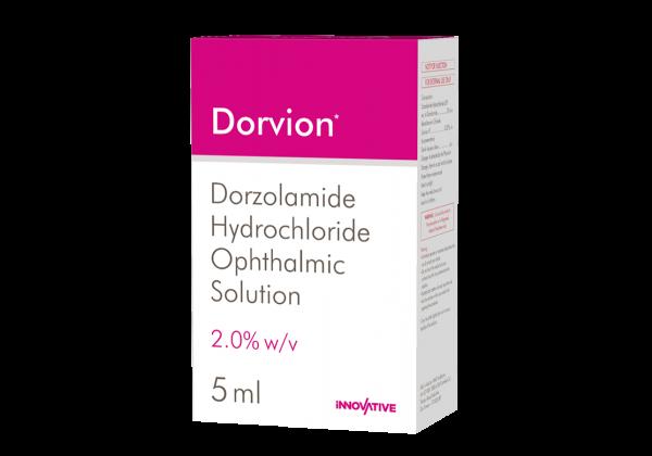 Dorvion Eye Drops