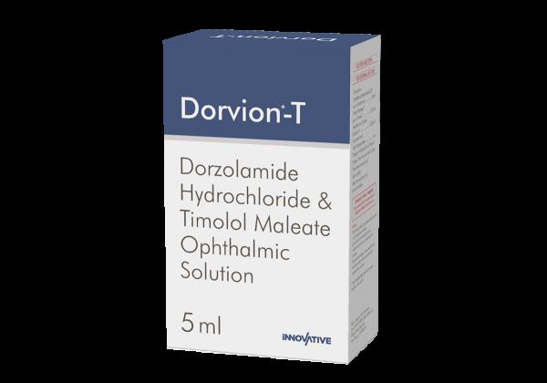 Dorvion-T Eye Drops