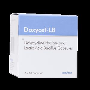 Doxycet-LB Capsules