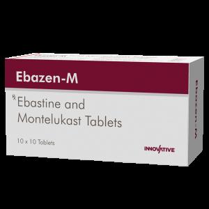 Ebazen-M Tablets