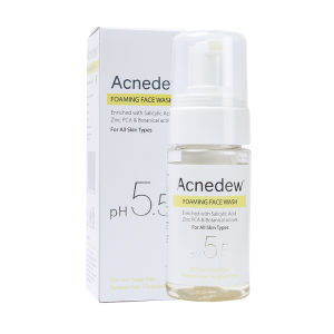 Acnedew Anti-Acne Foaming Face Wash