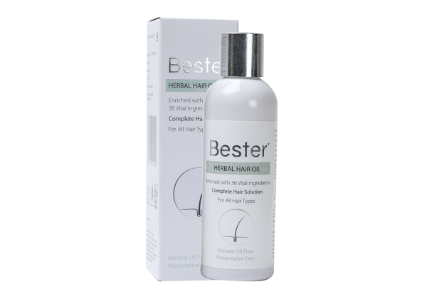 Bester Herbal Hair Oil