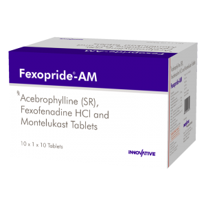 Fexopride-AM Tablets
