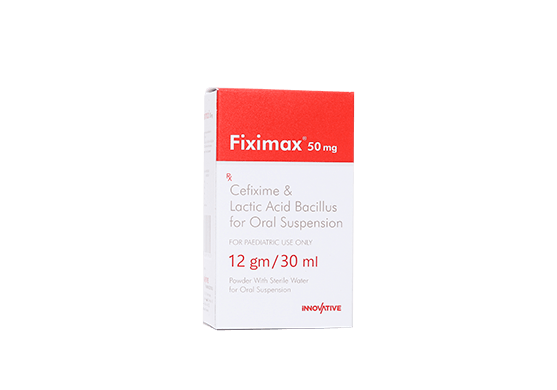 Fiximax Dry Syrup