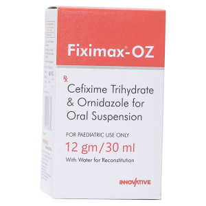 Fiximax-OZ Dry Syrup