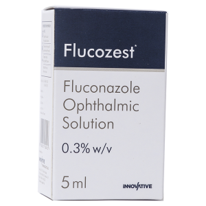 Flucozest Eye Drops