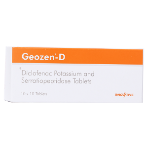Geozen-D Tablets