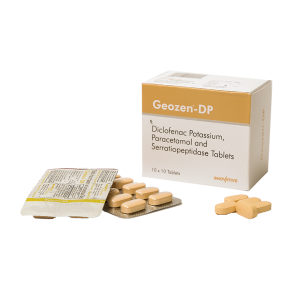 Geozen-DP Tablets