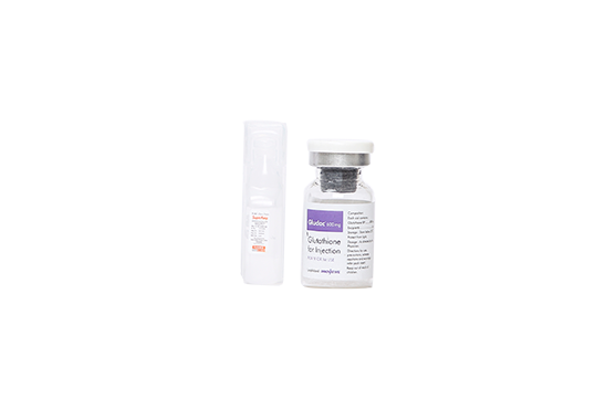 Gludac -Glutathione (Lyophilized) Injection