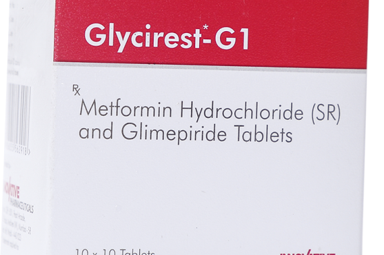 Glycirest -G1 Tablets
