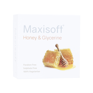 Maxisoft Honey & Glycerine Soap