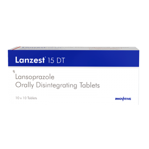 Lanzest Tablets