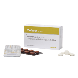 Mefzest Spas Tablets