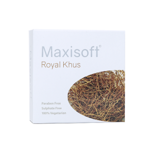 Maxisoft Royal Khus Soap