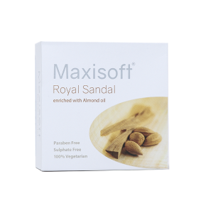 Maxisoft Royal Sandal Soap