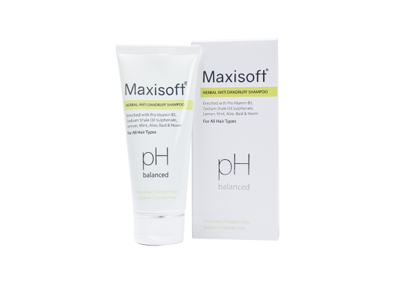 Maxisoft Herbal Anti Dandruff Shampoo