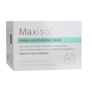 Maxisoft Herbal Moisturizing Cream