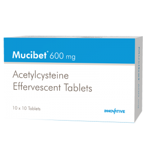 Mucibet Tablets