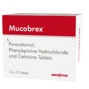 Mucobrex Tablets