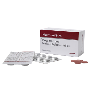 Neurozest-P 75 Tablets