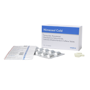 Nimezest Cold Tablets