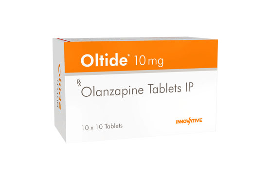 Oltide Olanzapine 10 mg Tablets