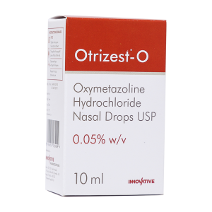 Otrizest-O Nasal Drops