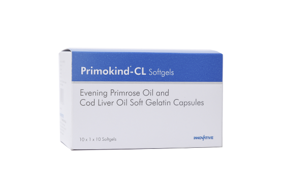 Primokind-CL Softgels