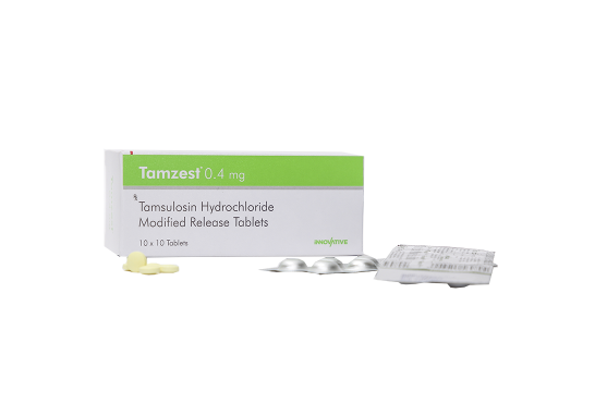 Tamzest -Tamsulosin (Modified Release)Tablets