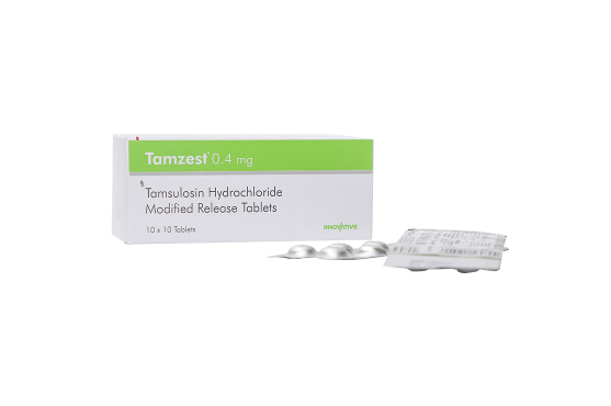 Tamzest- Tamsulosin (Modified Release)Tablets