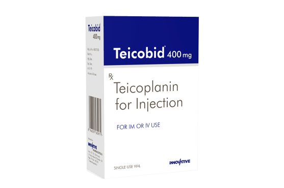 Teicobid Injection