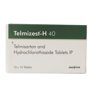 Telmizest-H Tablets