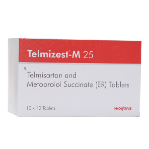 Telmizest-M Tablets