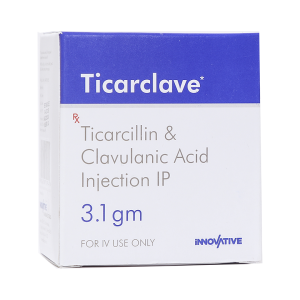 Ticarclave Injection
