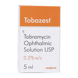 Tobazest Eye Drops