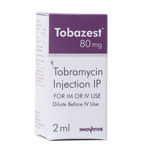 Tobazest Injection