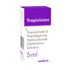 Tropivision Plus Eye Drops