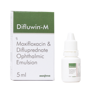 Difluwin-M Eye Drops