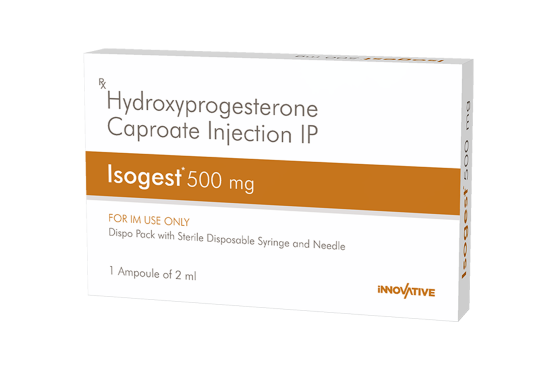 Isogest Injection 500